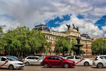Madrid, Plaza del Emperador Carlos V
