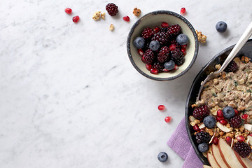 Oats & Fruit Text