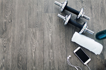 set for fitness