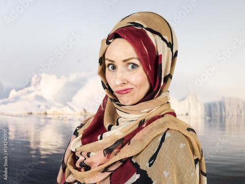 muslim lips
