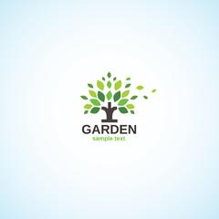 Garden logo.