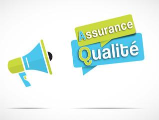 mégaphone : assurance qualité