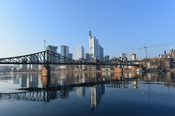 Frankfurt am Main Eiserner Steg