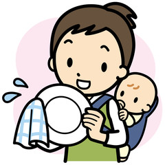 家事と育児