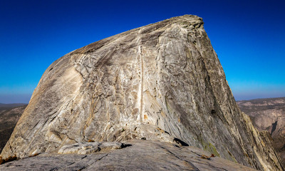 Wall Mural - Time to check it off of bucket list - Half Dome