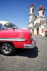 Kathedrale von Cienfuegos am Parque José Martí, Kuba
