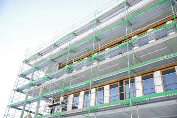 Baustelle, Ausbauarbeiten