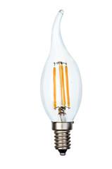 Filament LED bulb