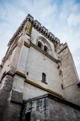 Dans les rues de Villeneuve-lès-Avignon