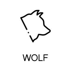 Animal flat icon