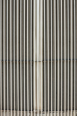 Wall Mural - chromed vehicle grille background