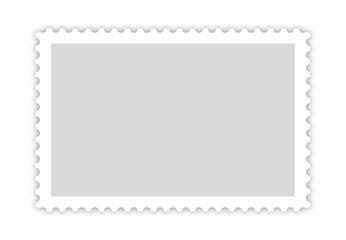 Briefmarke quer