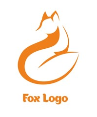 fox logo and icon.