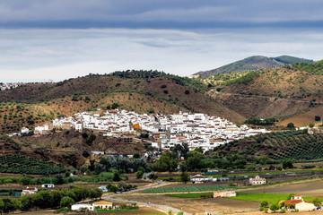 Andalusien - das weiße Dorf Torre Alhaquime