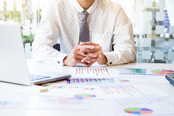 Business analysis idea concept.