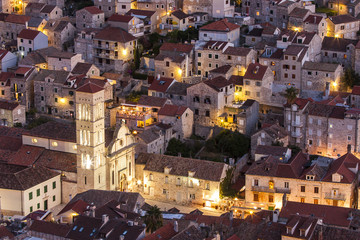 Nice City Hvar in Hvar Island in Croatia