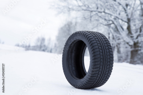 how to change winter tires