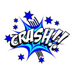 Cartoon Crash Sound