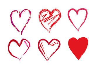 Coeur, vecteur, ensemble