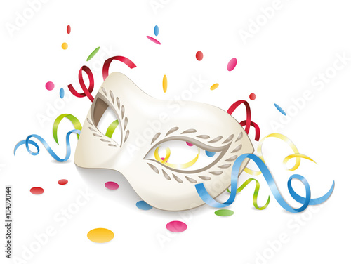 Karneval Fasching Maske Stock Image And Royalty Free Vector Files