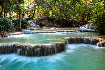 Kouang Xi Fall, Laos
