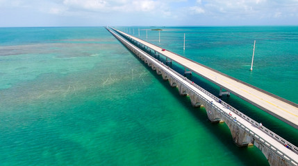 Bridge of Overseas Highway, Florida
