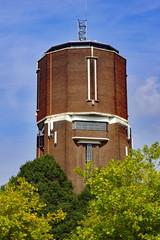 Wasserturm in HELMOND ( Niederlande )
