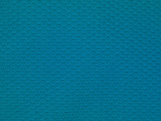 blue texture background, close up