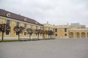 Schonbrunn, austria, vienna,