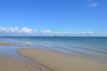 Strand bei List