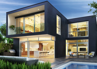 The dream house 74