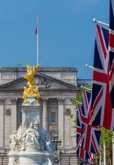 Victoria Memorial devant Buckingham Palace