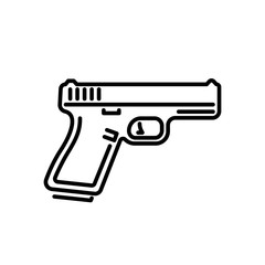 gun icon sticker2-01
