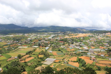 Serenity of Dalat in Vietnam