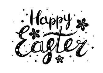Easter greeting message for Your design