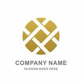 Geometric Square Circle Cross Morocco Pattern Interior Motif Decoration  Business Company Stock Vector Logo Design Template