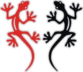 Yin Yang Lizard