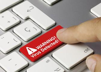Warning! Virus Detected!