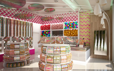 Candy Shop Camera 2