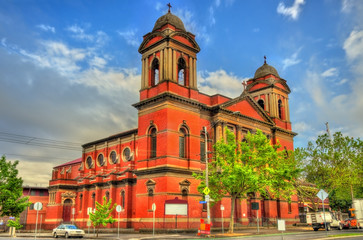 Sacred Heart Catholic Church in Melbourne, Australia