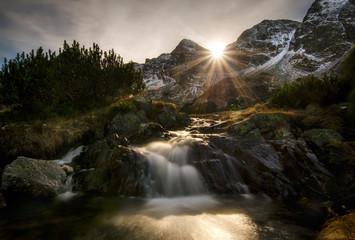Tatra stream