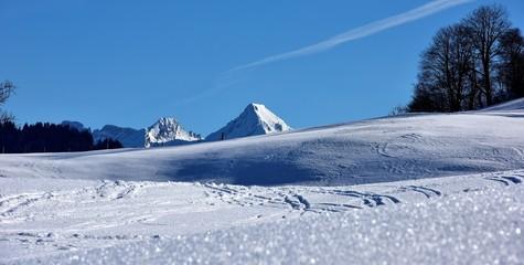 Einsiedeln...hiver