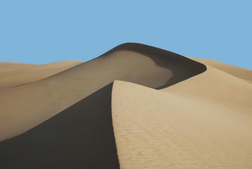 Desert. Sand. Dune.