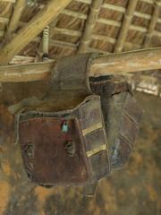 Old saddle Up / Horse Equipment