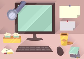 Workstation Computer Desktop