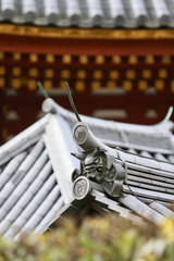 Japanese Detailed Roofing