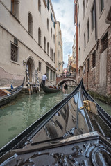 Venice-the pearl of the world architecture/The ancient city of Venice is in Italy on the Gulf of Venice. Famous streets - channels , the movement which is possible only by boat .