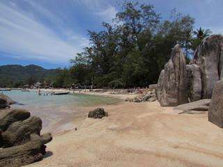 Spiaggia thailandese - turismo
