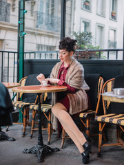 Lifestyle parisienne chic