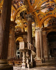 Basilika in Genua